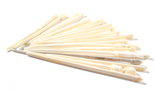 Haarnadeln